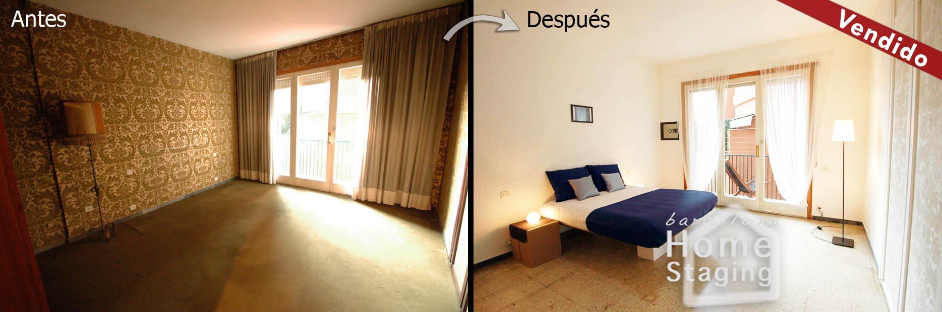 home-staging-barcelona-dormitorio-muebles-cartón
